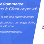 WooCommerce Order Attachment & File Approval