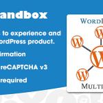 WP Sandbox - Easy To Create a Test Environment